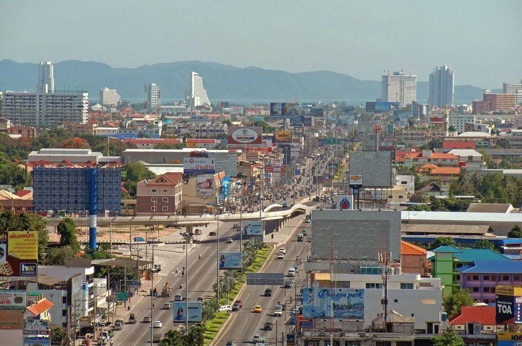 Thailand XXL - Pattaya Stadt