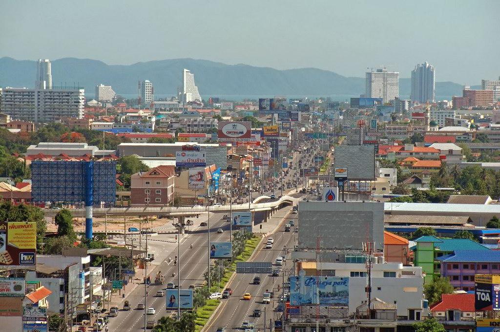 Thailand XXL - Pattaya Urlaub