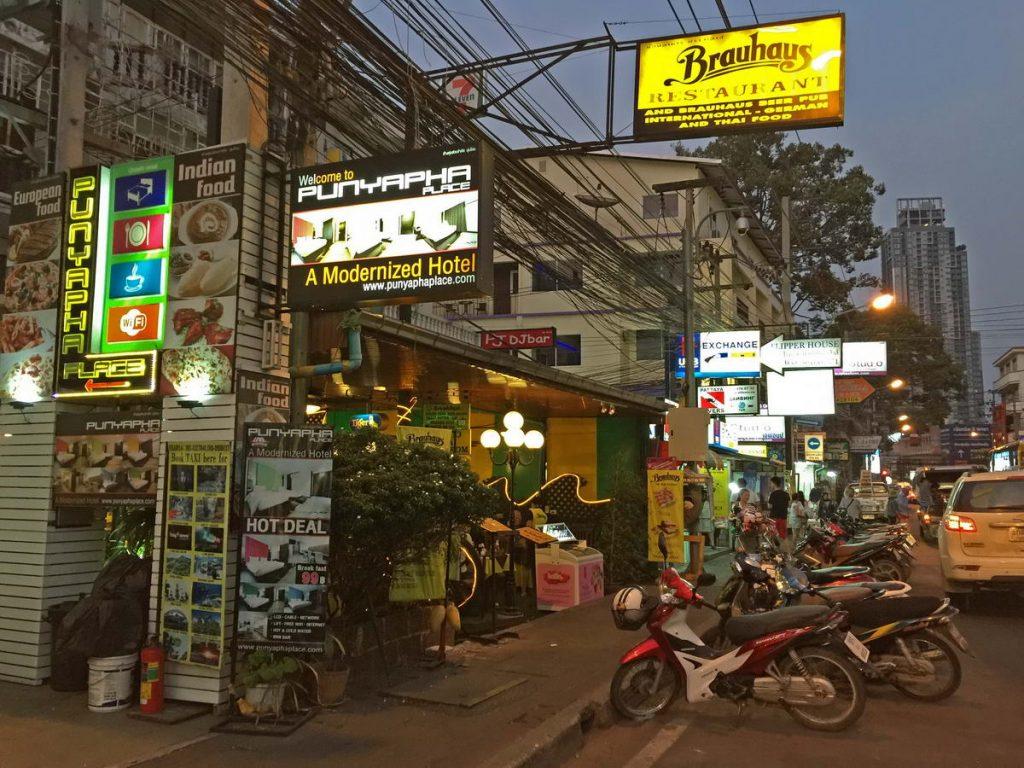 Brauhaus Restaurant Pattaya Second Road