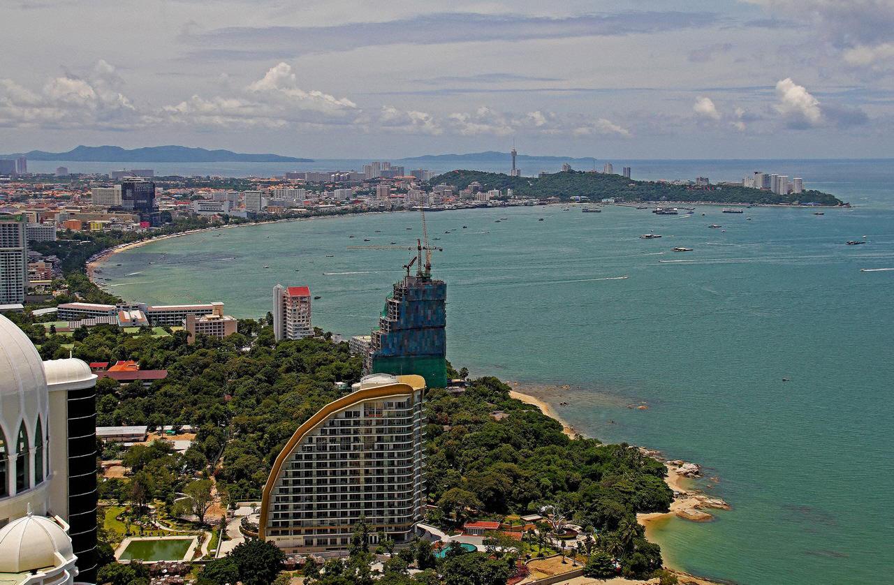 Bucht von Pattaya - Pattaya Reise - Pattaya Urlaub