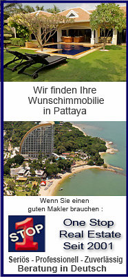 Pattaya Immobilien - Deutscher Service