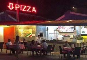 Grottino Restaurant Naklua soi 33, Pattaya Aussenbereich