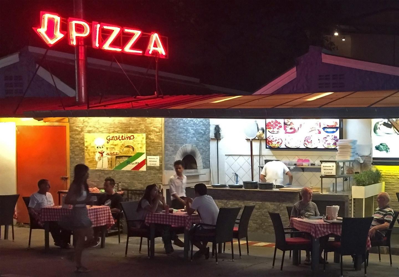 Gorottino Italienisches Restaurant Naklua Pattaya