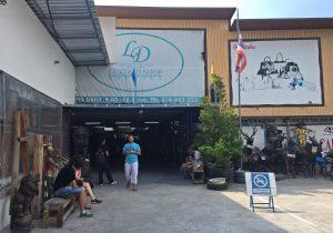 Lukdot in Pattaya : Reiseandenken - Geschenke - Thai Handwerk