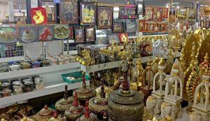 Reisandenken - Bilder - Kunstwerk - Handwerk - Geschenke in Pattaya