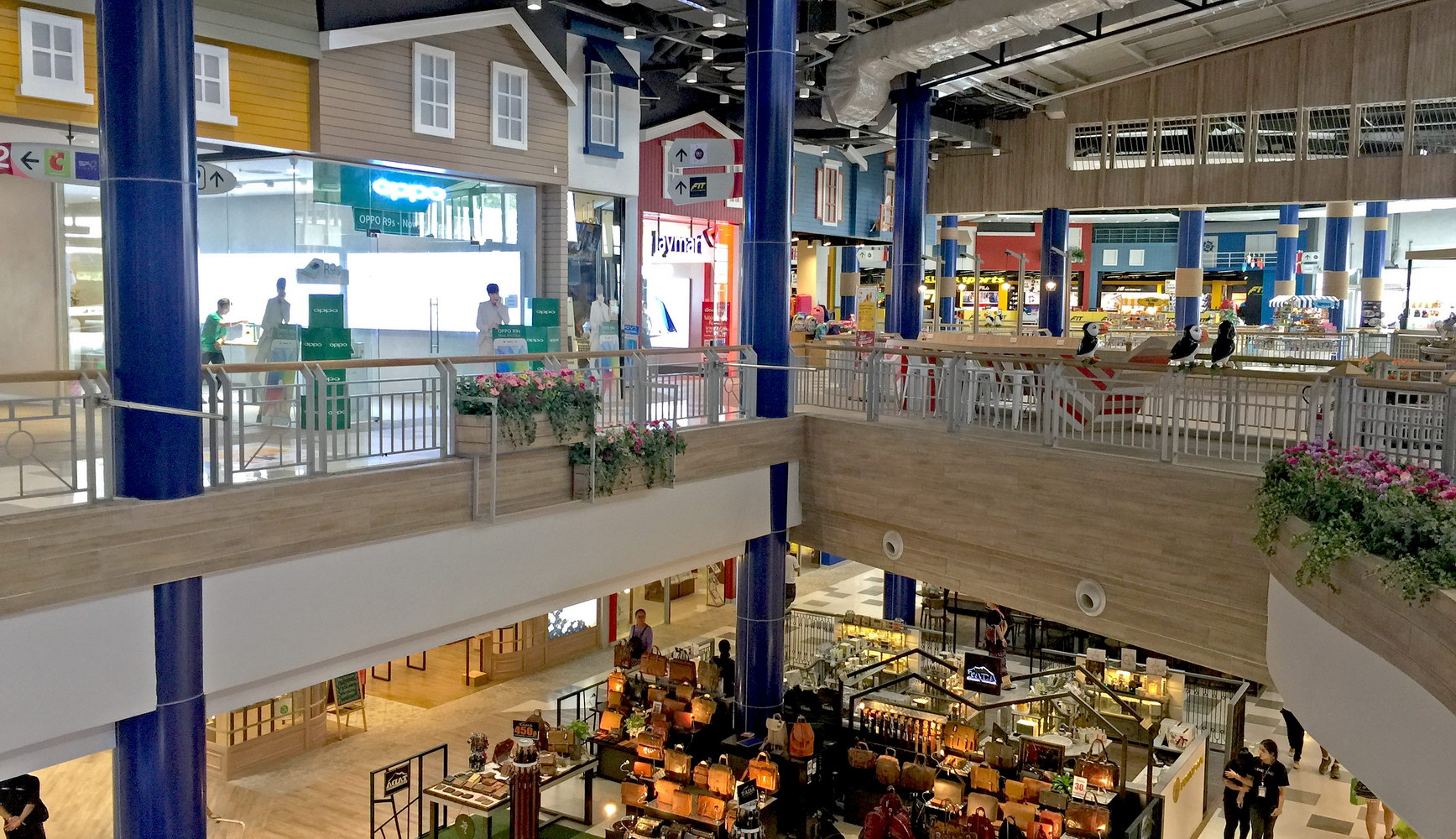 Shopping in Nord Pattaya