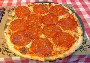 Pizza Diavola - 280 THB - Grottino Naklua