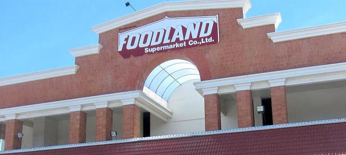 Neuer Foodland Markt im Royal Garden Pattaya