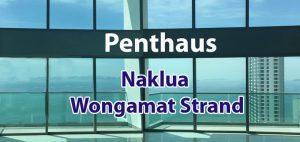 Penthaus im Wongamat Tower Verkauf