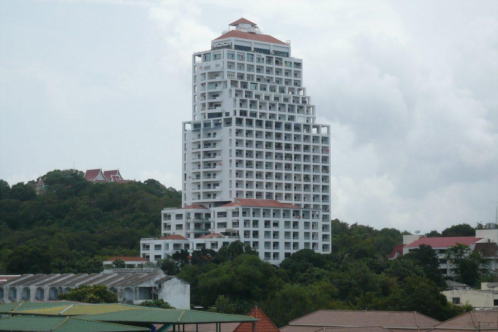 Das Pattaya Hill Ressort Prathumnak