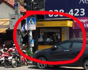 Beste Wechselkurse für Euro in Pattaya