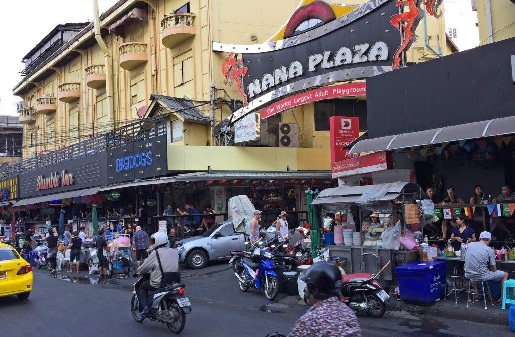 Soi Nana Bangkok - Nana Plaza