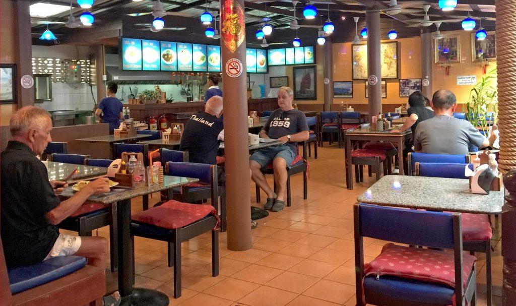 Sailor Bar - Billiges / Sehr preiswertes Restaurant in Pattaya