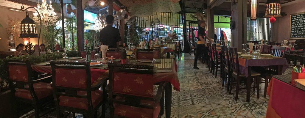 Natans : Französisch - Internationales Restaurant in Jomtien