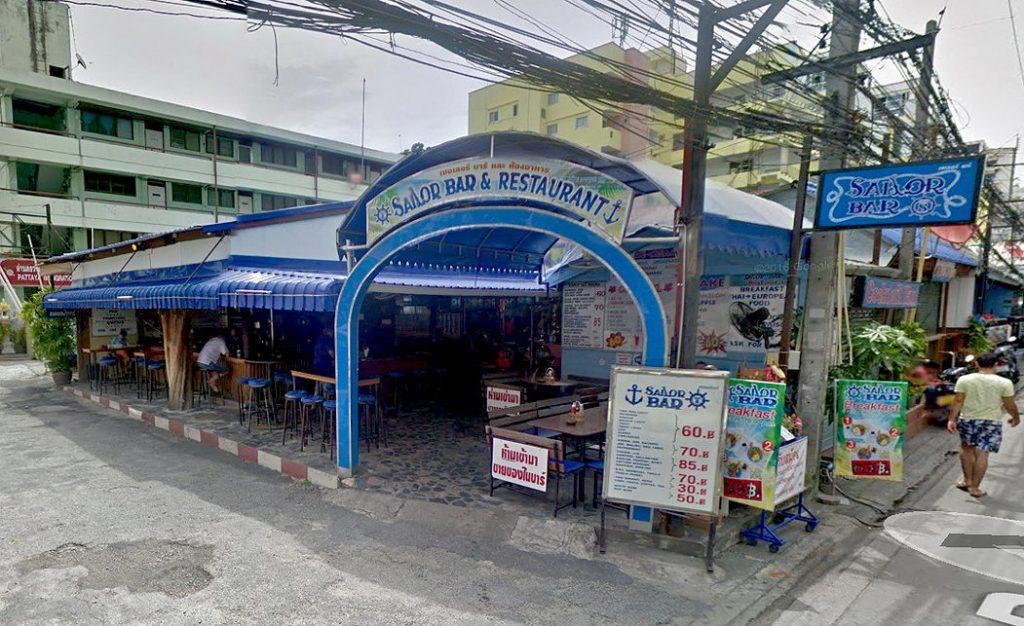 Sailor Restaurant - Preiswertes Restaurant in Pattaya : Billig