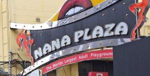Nana Plaza Bangkok Suhkuvmit am Ende ?