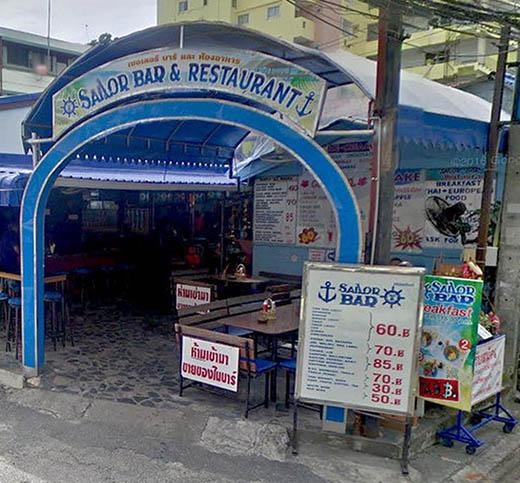 Sailor Bar Soi 8 Pattaya