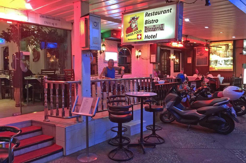 Schweizer Restaurant in Pattaya - Swiss Food