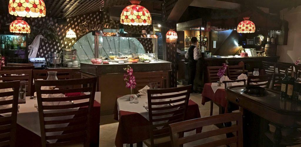 Fine Dining Restaurant in Pattayas Walking Street