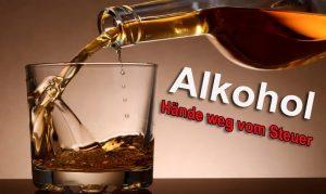 Alkohol Fahren Thailand
