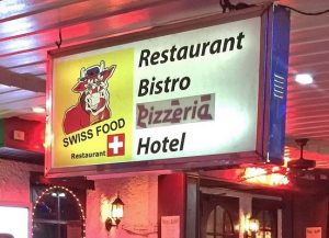 Swiss Food - Gepflegtes leckeres Schweizer Restaurant Walking Street Pattaya