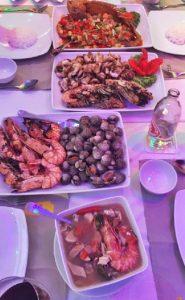 meeresfrüchte pattaya restaurant