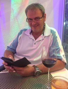 peter weber the bistro pattaya