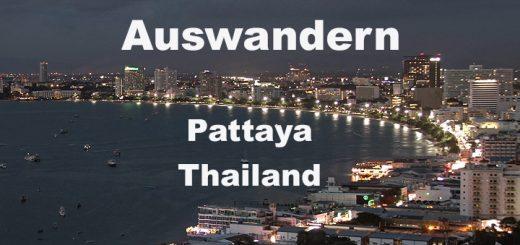 auswandern nach Thailand - pattaya