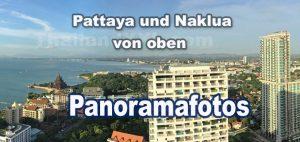 Fotos pattaya und naklua von oben panormafotos