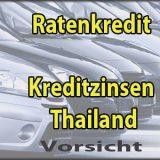 Kredite Thailand - Kreditzinsen