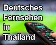 deutsches fernsehen in Pattaya thailand
