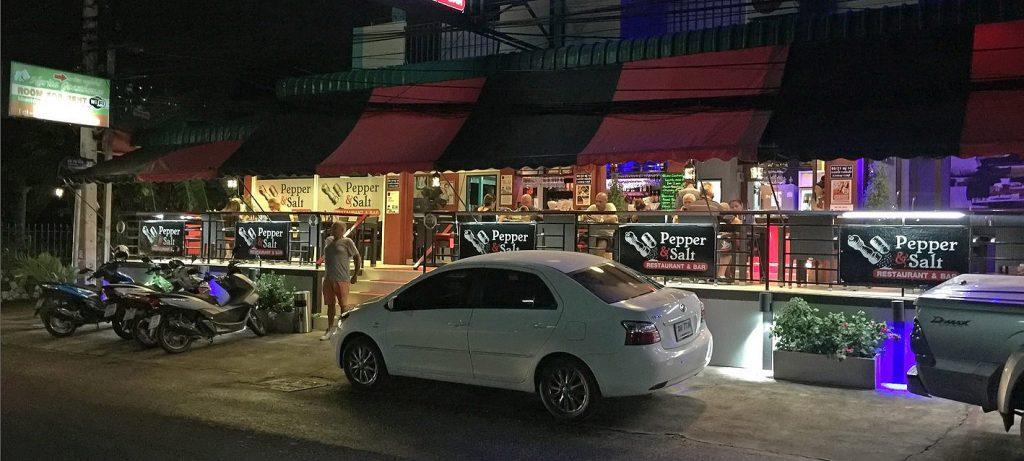 ... ein empfehlenswertes Restaurant auf der Darkside von Pattaya