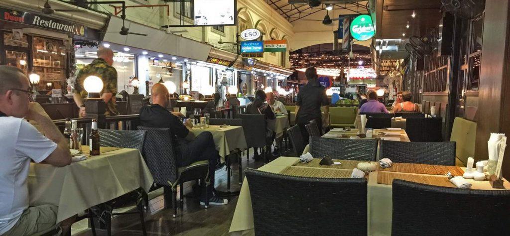 erstklassiges Steakrestaurant in Pattaya