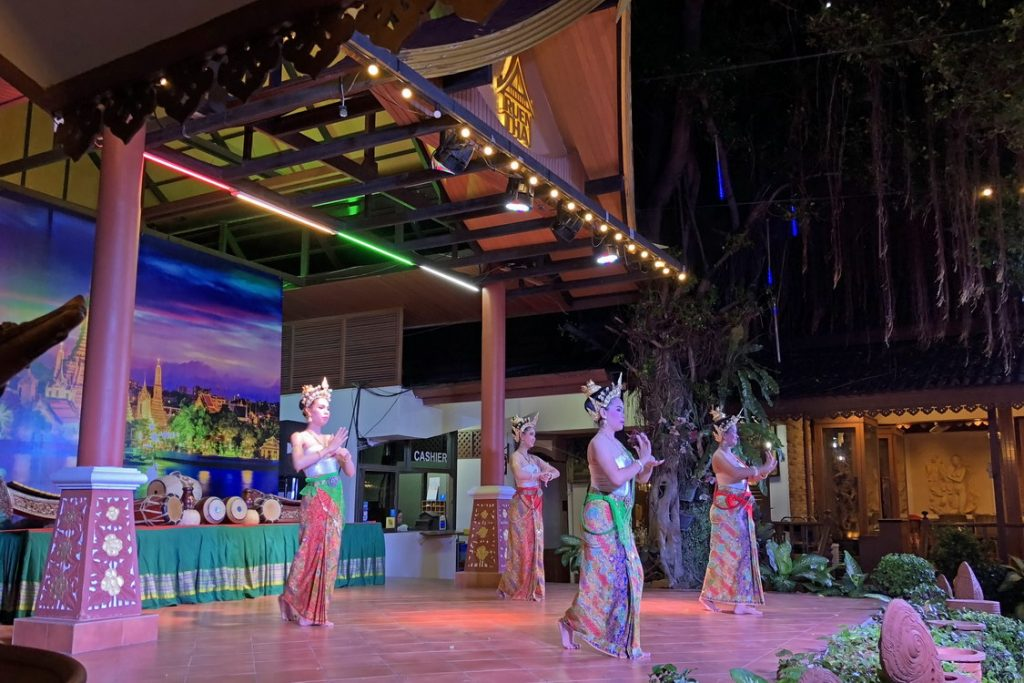 Tanzshow - kulturelle Tänze - Tanzshow Dinner