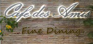 Cafe des Amis Pattaya