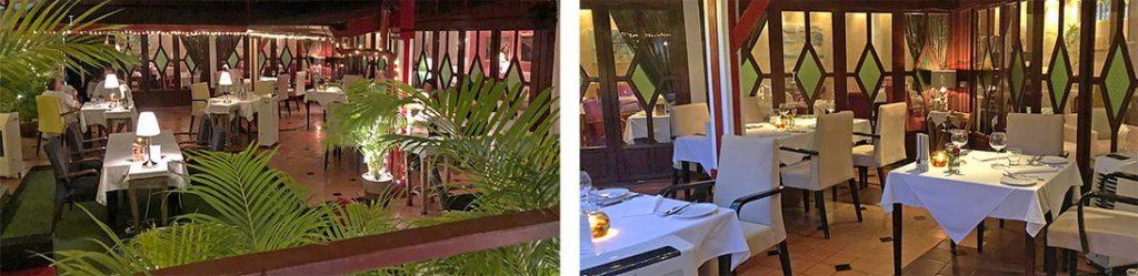 Cafe des Amis - romantische Terrasse