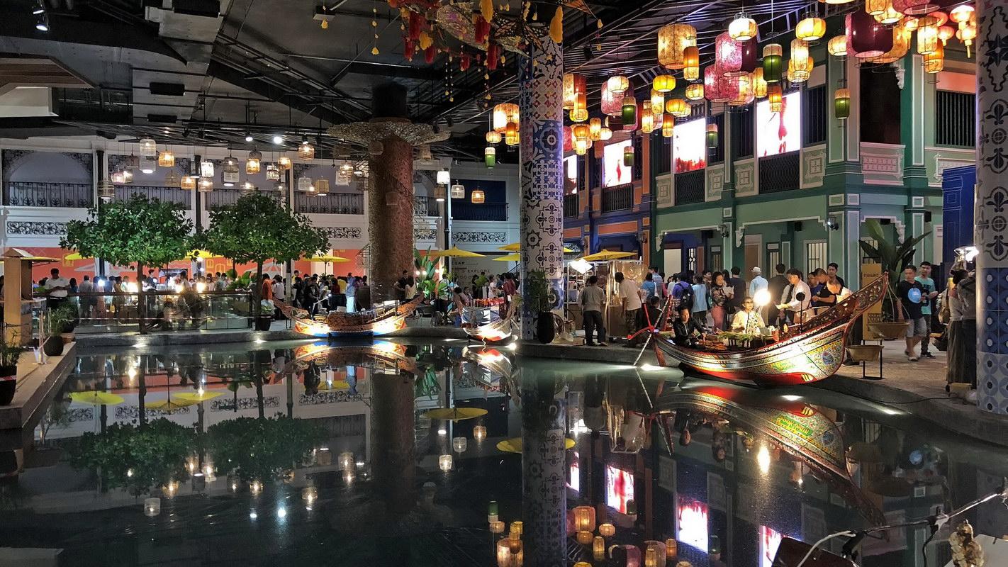 floating market im iconsiam