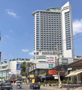 grand center point Hotel am Terminal 21 pattaya