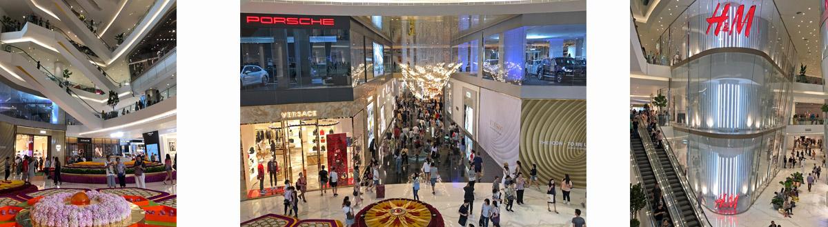 iconsiam groesstes Einkaufszentrum Thailand