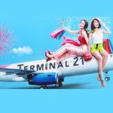 Terminal 21 Pattaya neues Einkaufszentrum 2018