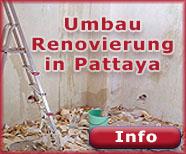 Umbauten Renovierungen Pattaya Jomtien