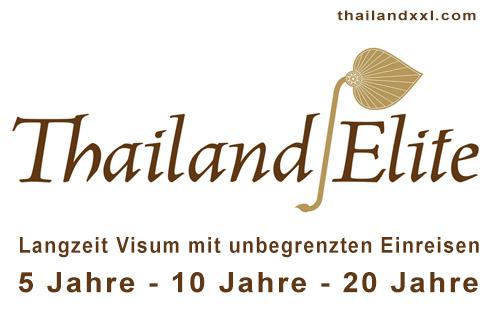 Thailand langzeit visum mit unbegrenzten Einreisen - Elite Karte
