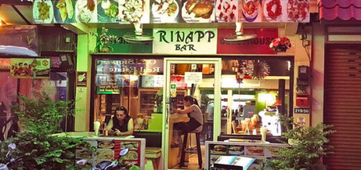 rinapp bar und italienisches restaurant soi yamato pattaya